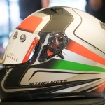 MT Blade SV Tricolor Matt White Green Red Black