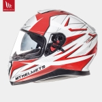 MT Thunder 3 Effect Gloss Pearl White Red