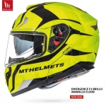MT Atom Divergence F1 Gloss Fluor Yellow