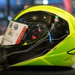 MT Thunder Technik Gloss Black Fluor Yellow