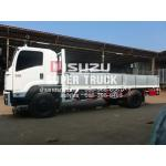 ISUZU FTR 240 แบบกระบะ (ช่วงต่อยาว 6.4เมตร)