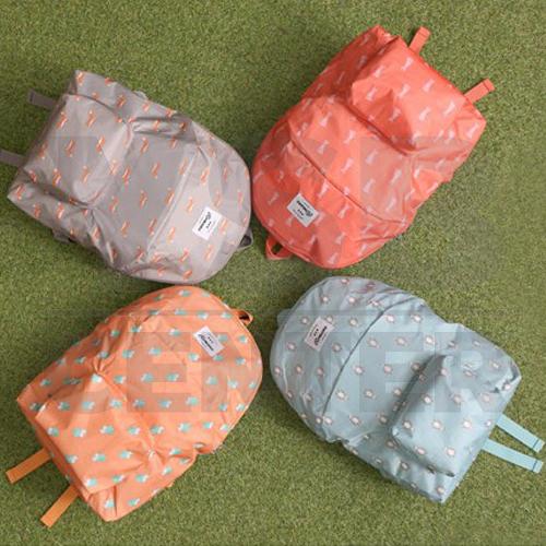 CASSA กระเป๋าเป้ กระเป๋าเดินทาง กระเป๋าสะพายพับเก็บได้ กระเป๋าผ้ากันน้ำ