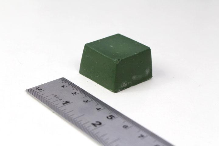 ก้อนเขียว ใช้ทาท้องหนังสำหรับลับมีดคัตเตอร์