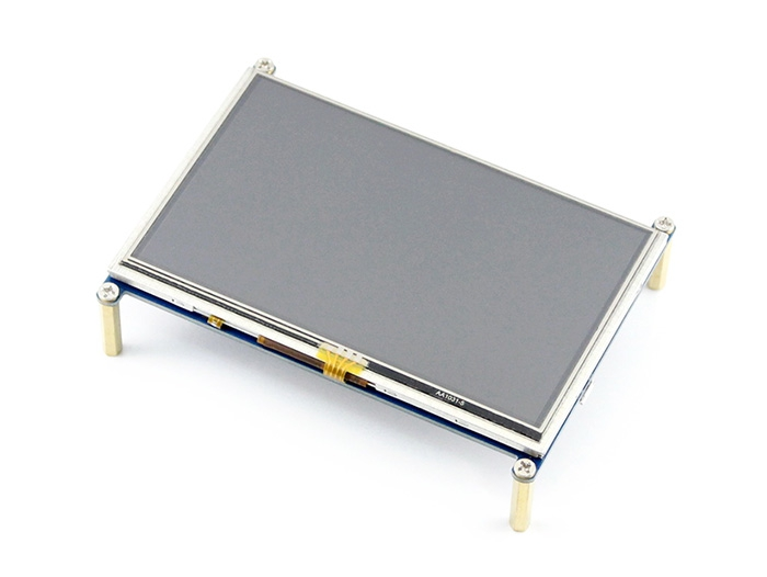 "LCD touch screen 5"" HDMI V2"