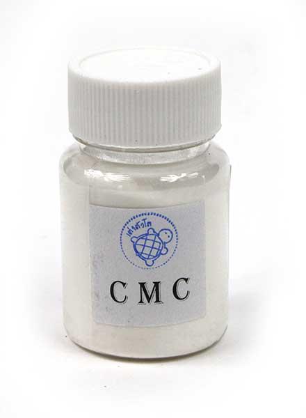 CMC ทาท้องหนังให้เรียบ และขัดขอบ