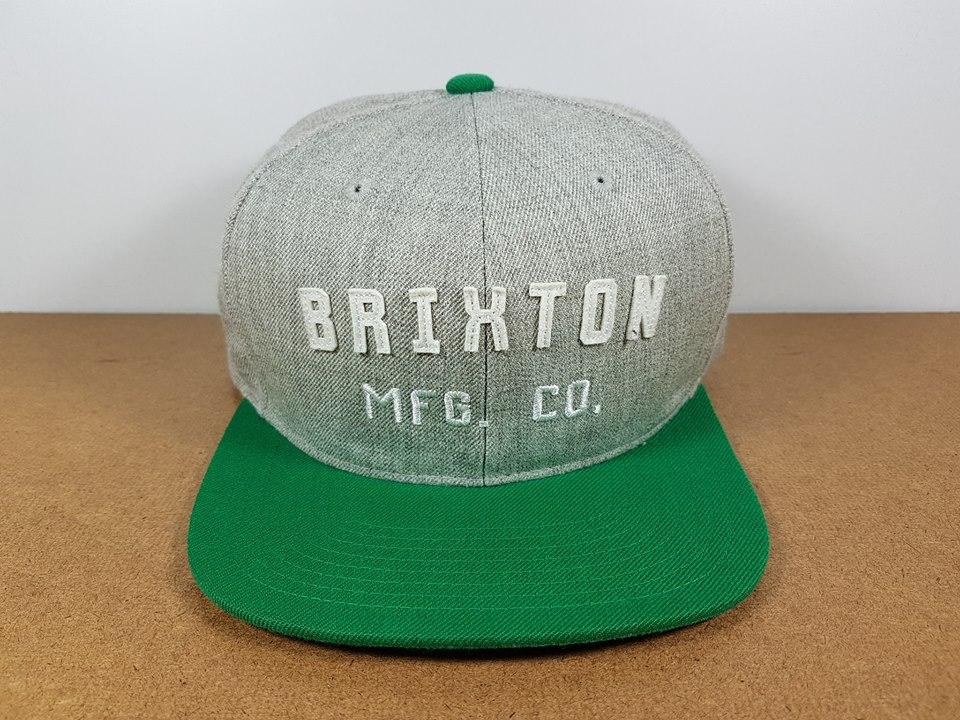 BRIXTON ฟรีไซส์ Snapback