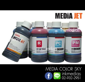 หมึกเติม MediaJet ขนาด 100 ml.