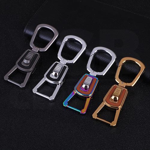 JOBON พวงกุญแจพรีเมี่ยม กุญแจอเนกประสงค์เกรดพรีเมี่ยม สไตล์เรียบหรู (แบบหนาพิเศษ)