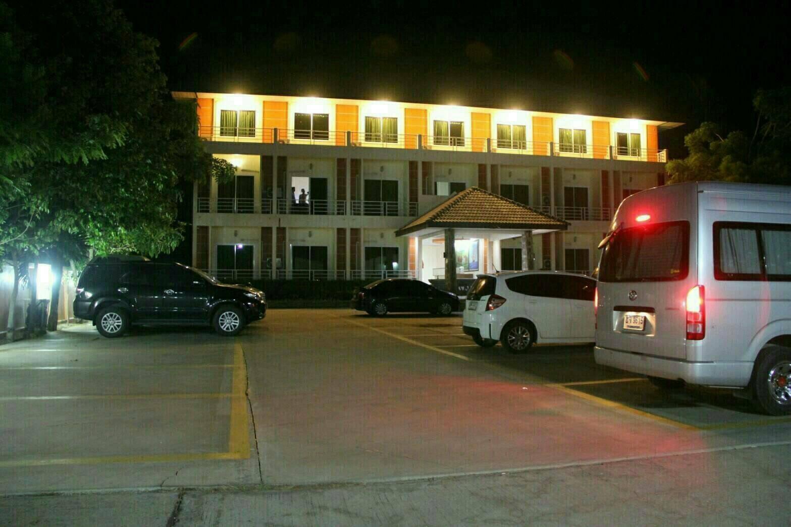 โรงแรมสระแก้วการ์เด้นท์