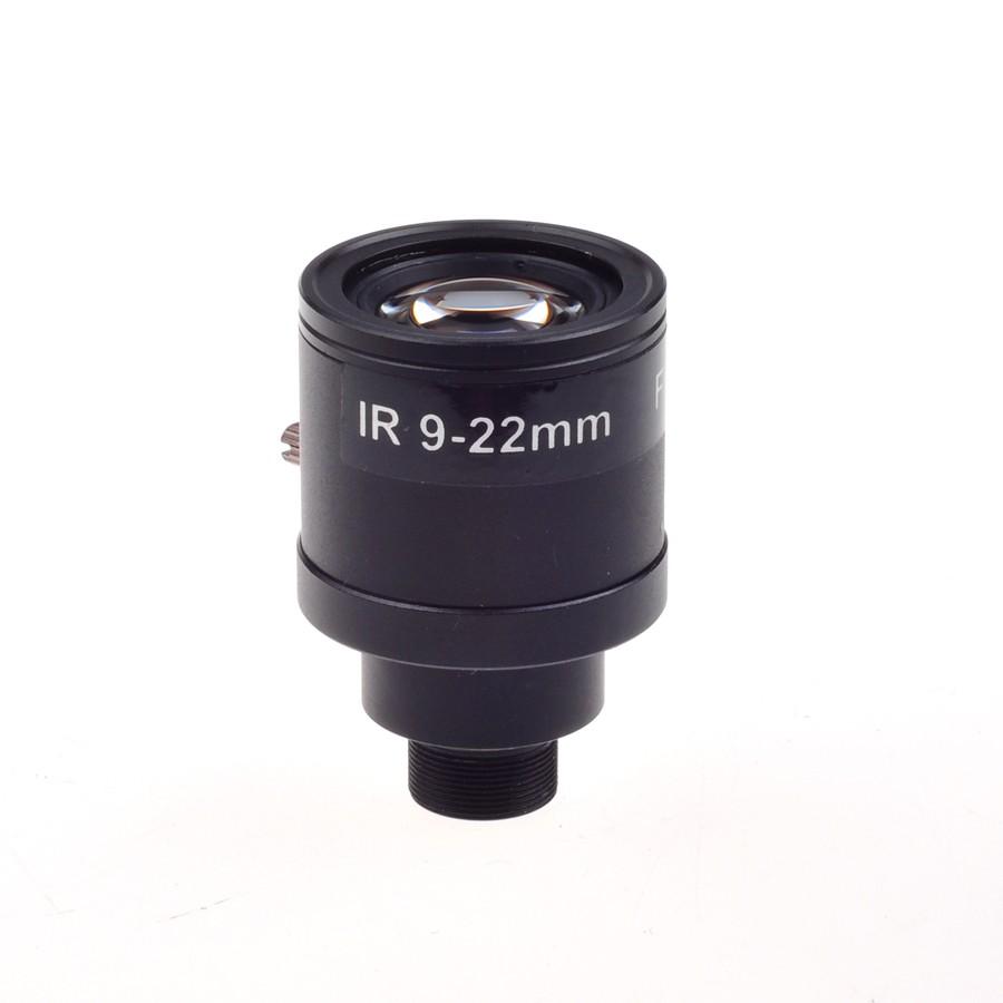 เลนส์ 9-22 mm สำหรับ RPi camera