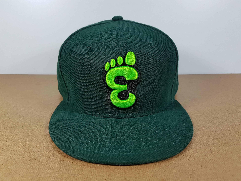 New Era MiLB ทีม Eunine Emeralds ไซส์ 7 1/2 ( 59.6cm )