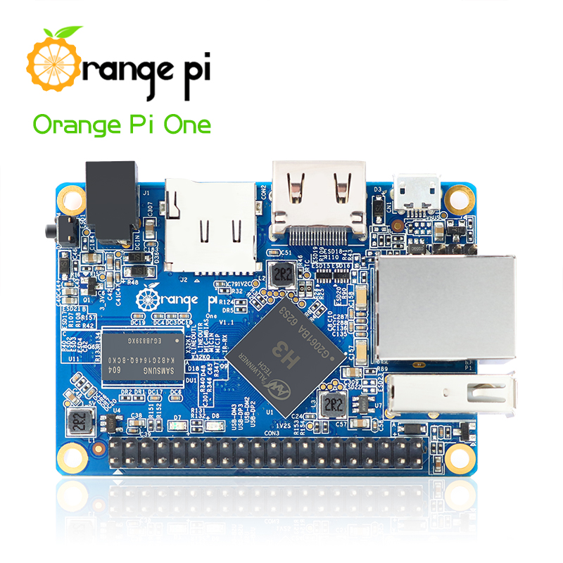 Orange Pi One (RAM 512MB)