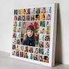 กรอบลอยแคนวาส Photo Collage 49 รูป คลิ๊ก!