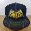 Aerican Needle ทีม NY Yankees Cooperstown Teams Fitted ไซส์ 7 3/8 (58.7cm)