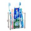 CASSA ที่ใส่แปรงสีฟัน ยาสีฟัน แสตนเลส ทรงสี่เหลี่ยม รุ่น SS201-F01A