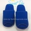 Slipper รังผึ้ง สีน้ำเงิน (แพ็ค 24 คู่)