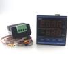 เครื่องควบคุมอุณหภูมิและความชื้น+เซ็นเซอร์
