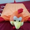 หมอนตุ๊กตายางพารา (น้องไก่)