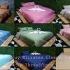 """ปลอกผ้านวมสีพื้น Sweet Pea Luxury Classic 60"""" x 80"""""""