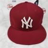New Era NY Yankees สีเลือดหมู ไซส์ 7 3/8 วัดได้ 59cm