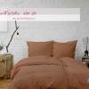 ผ้าปูที่นอนสีโอวัลติล รหัส 19