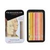 (ตำหนิกล่องเล็กน้อย) สีไม้ Prismacolor Portrait 24 สี (โทนสีผิว)