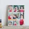 กรอบลอยแคนวาส Photo Collage 7 รูป แบบที่ 2 คลิ๊ก!