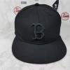 New Era MLB ทีม Boston Redsox สีดำล้วน ไซส์ 7 3/4 61.5cm