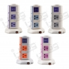 i-plug ทรงคอนโด 3 ชั้น 11ช่อง + USB 2.1A IP-311U