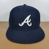 New Era MLB ทีม Atlanta Braves ไซส์ 7 1/4 ( 57.7cm )