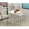 CASSA โต๊ะรับประทานอาหาร อเนกประสงค์ ในห้องครัว ขนาด 80cm.