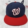 New Era MLB ทีม Washington National ไซส์ 7 1/4 57.7cm