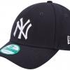 New Era MLB NY Yankees รุ่น 9FORTY (สายเข็มขัด) สีกรมท่า Navy