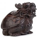 เต่าหัวมังกร พลังแห่งความกล้าหาญปรีชาสามารถ