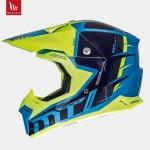 MT Synchrony Spec Gloss Fluor Blue/Fluor Yellow