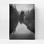 กรอบลอยแคนวาส Photomix ART คลิ๊ก!