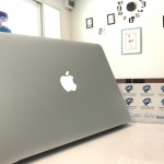 JMM37 ขาย MacBook Air 13-inch Early 2014 i5 1.4GHz RAM 4GB SSD 128GB สภาพสวย ขาย 20,500 บาท