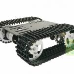 ชุดคิทประกอบหุ่นยนต์ตีนตะขาบ 2 WD (E)