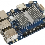 ODROID-C1+ + 8GB eMMC Linux + เคส
