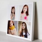 กรอบลอยแคนวาส Photo Collage 4 รูป คลิ๊ก!
