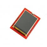 "2.4"" TFT LCD shield สำหรับ Arduino UNO"