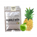 Summer Pineapple & Apple After sun Bubble bath powder