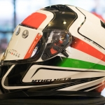 MT Blade SV Tricolor Gloss White Green Red Black