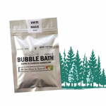 White Magic (Sensual) After sun Bubble bath powder