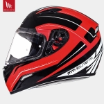 MT Mugello Maker Gloss Black Red