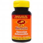 Nutrex Hawaii, BioAstin, Hawaiian Astaxanthin, 12 mg, 50 เม็ดเจล
