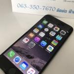 JMM-25 ขาย IPhone6 16GB Gray ราคา 10,500 บาท