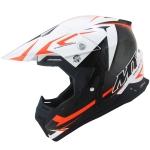 MT Synchrony Steel - Black / White / Orange