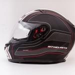 MT Blade SV Raceline Matt Black Red