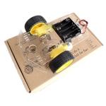 ชุดคิทหุ่นยนต์ ขับเคลื่อน 2 ล้อ ( 2WD smart car robot )